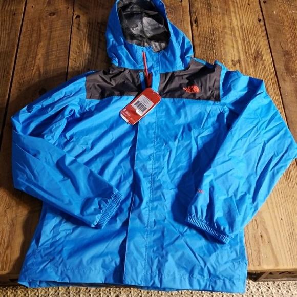 8f46964d0503 Boys The North Face Dry Vent Rain Jacket Size Xl. M 5b63a30a534ef9051ad14d2e